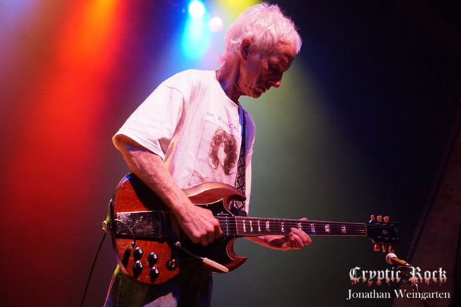 robby live - Interview - Robby Krieger of The Doors