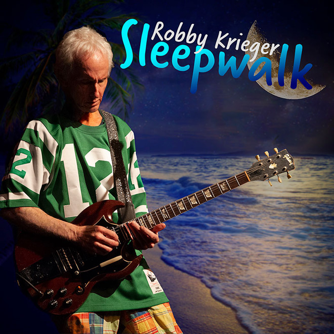 sleepwalk - Interview - Robby Krieger of The Doors