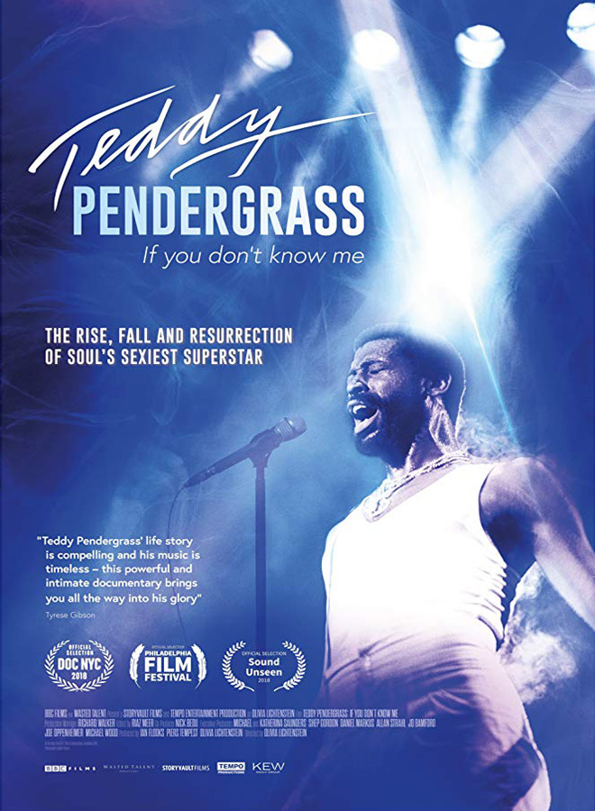 teddy poster - Teddy Pendergrass: If You Don't Know Me (Documentary Review)