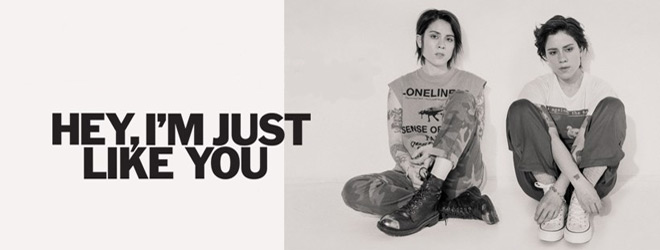 tegan sara slide - Tegan and Sara - Hey, I'm Just Like You (Album Review)