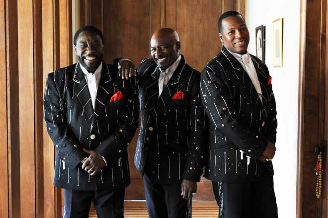 the ojays promo - Interview - Eddie Levert of The O'Jays
