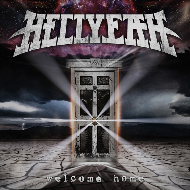 welcome home 1 - HELLYEAH - Welcome Home (Album Review)