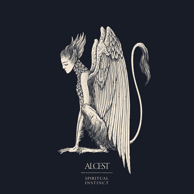 alcest - Alcest - Spiritual Instinct (Album Review)