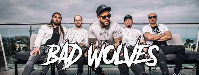 bad wolves slide - Interview - John Boecklin of Bad Wolves
