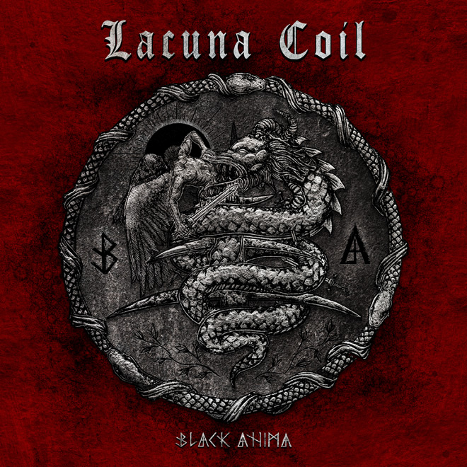 black anima album - Interview - Andrea Ferro of Lacuna Coil