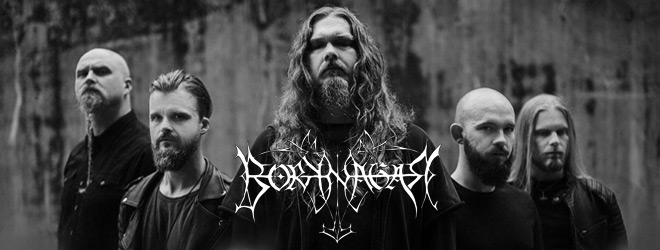 borknagar slide - Interview - Øystein Brun of Borknagar