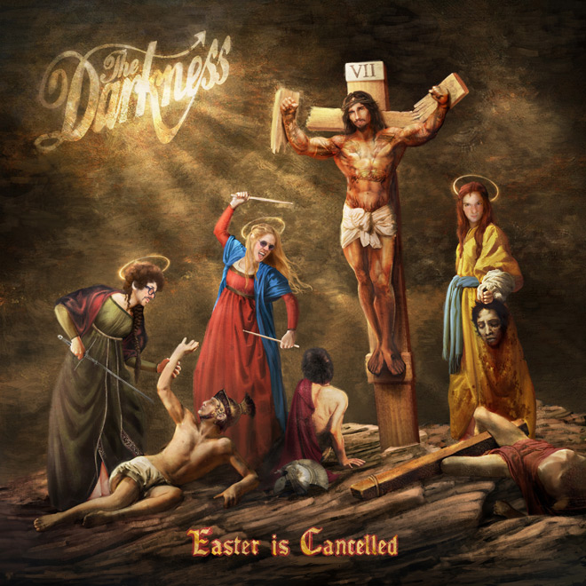 easter is cancelled - The Darkness - Easter Is Cancelled (Album Review)