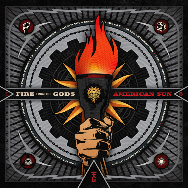 fire from the gods - Fire From The Gods - American Sun (Album Review)