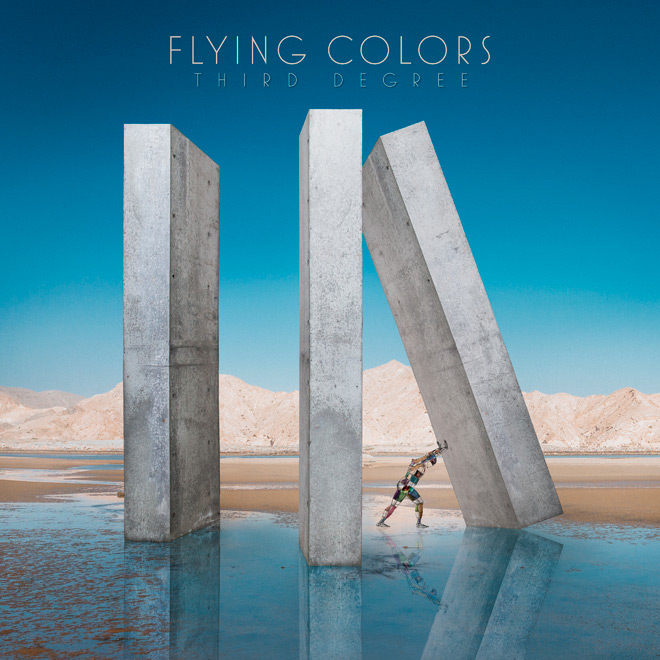 flying colors - Flying Colors - Third Degree (Album Review)