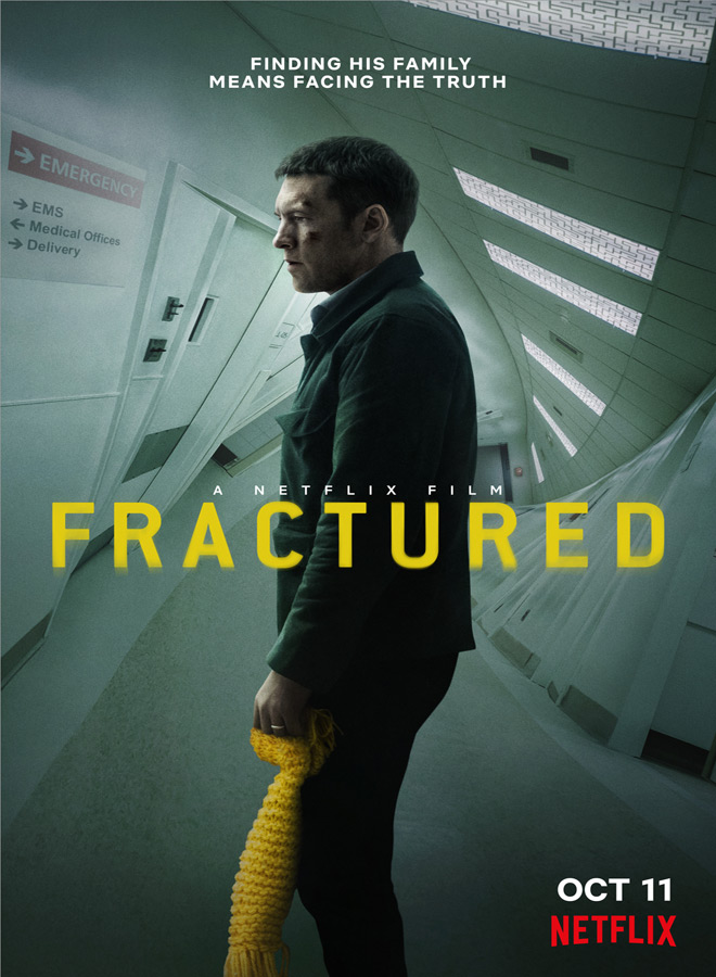 fractured poster - Fractured (Movie Review)