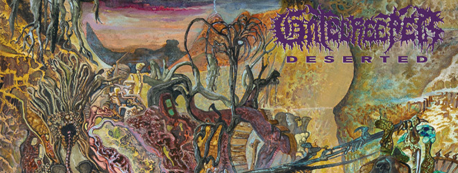 gatecreeper deserted slide - Gatecreeper - Deserted (Album Review)