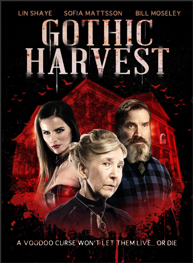 gothic harvest poster - Gothic Harvest (Movie Review)