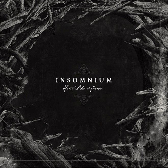 heart like agrave - Insomnium - Heart Like A Grave (Album Review)