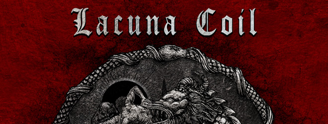 lacuna coil album slide - Lacuna Coil - Black Anima (Album Review)