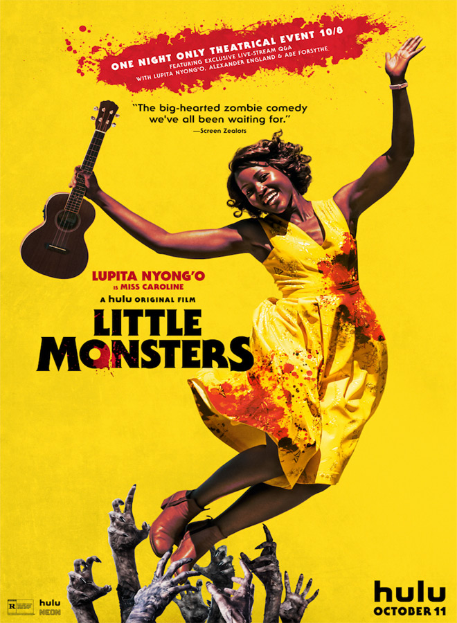 little monsters poster - Little Monsters (Movie Review)