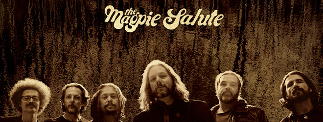 magpie salute slide - The Magpie Salute - High Water II (Album Review)
