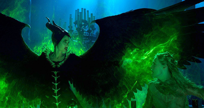 mal 1 - Maleficent: Mistress of Evil (Movie Review)