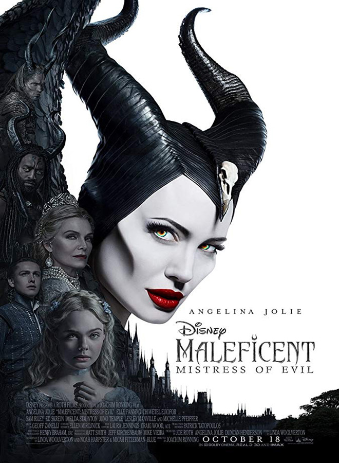 mal poster - Maleficent: Mistress of Evil (Movie Review)