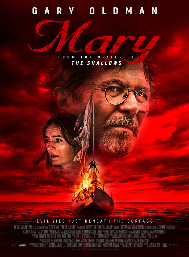 mary poster - Mary (Movie Review)