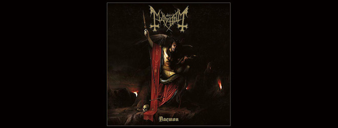 mayhem slide - Mayhem - Daemon (Album Review)