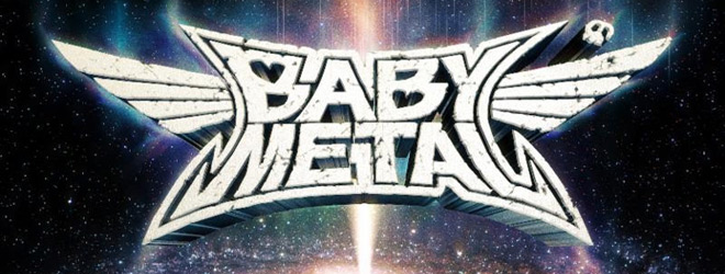 metal galaxy slide - Babymetal - Metal Galaxy (Album Review)