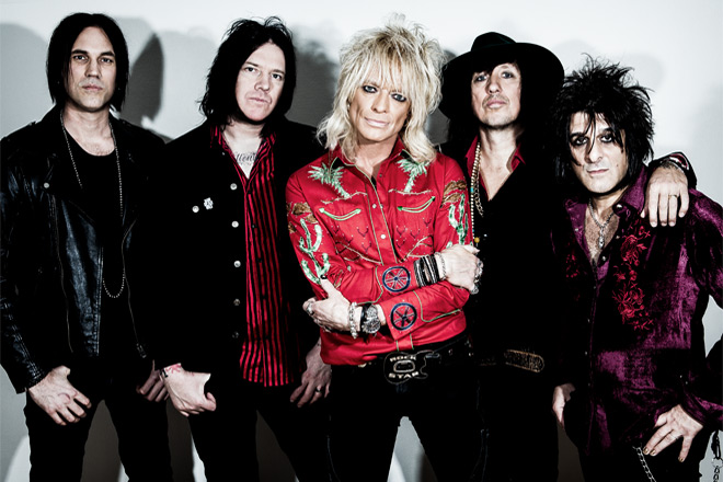 michael monroe promo - Michael Monroe - One Man Gang (Album Review)