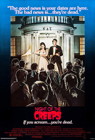 nigh of the creeps - Interview - Tom Atkins