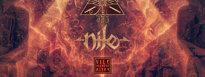 nile vile necrotic rites slide - Nile - Vile Nilotic Rites (Album Review)