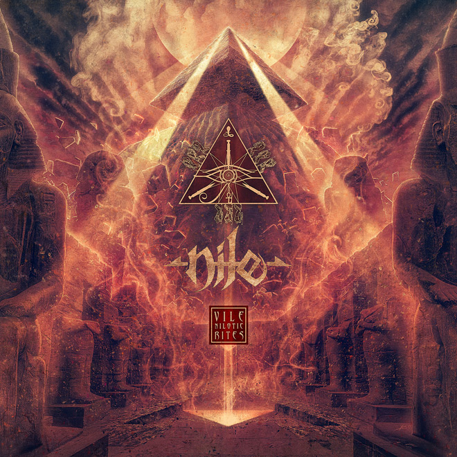 nile vile necrotic rites - Nile - Vile Nilotic Rites (Album Review)