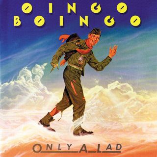 "only a lad - Interview - Oingo Boingo's Johnny ""Vatos"" Hernandez"