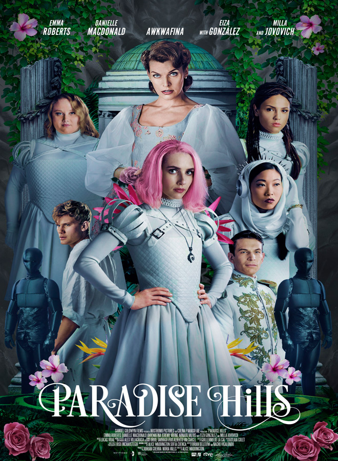 paradise hills poster - Paradise Hills (Movie Review)