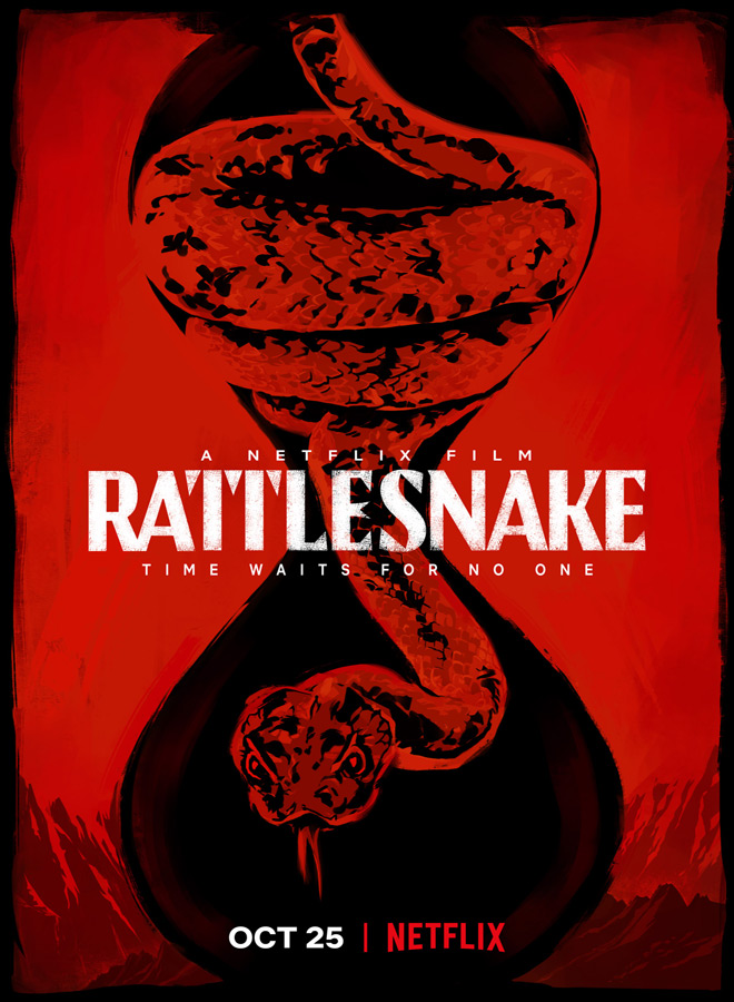 rattlesnake poster - Rattlesnake (Movie Review)