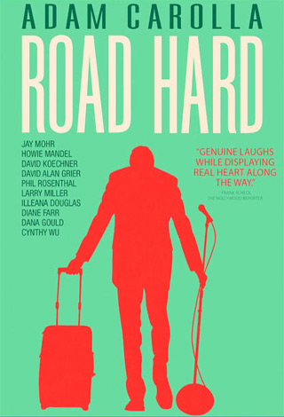 road hard - Interview - Adam Carolla