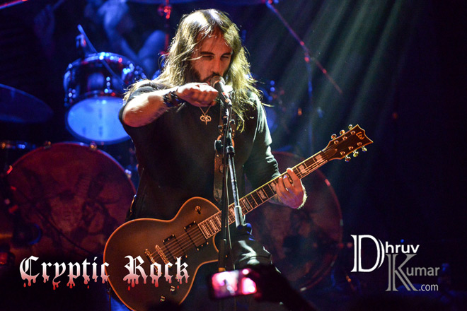rotting christ live - Interview - Sakis Tolis of Rotting Christ