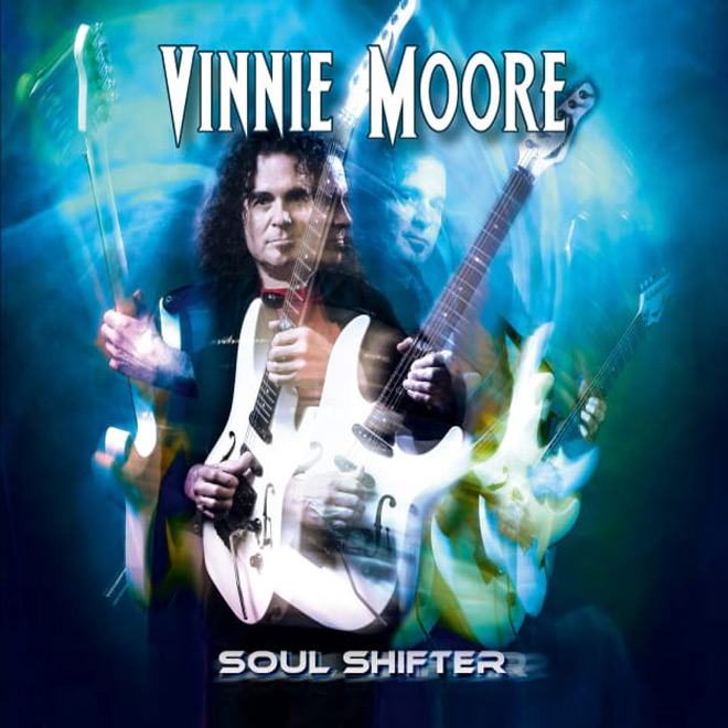 soul shifter - Vinnie Moore - Soul Shifter (Album Review)