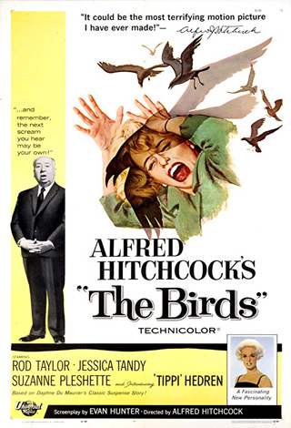 the birds poster - Interview - Veronica Cartwright