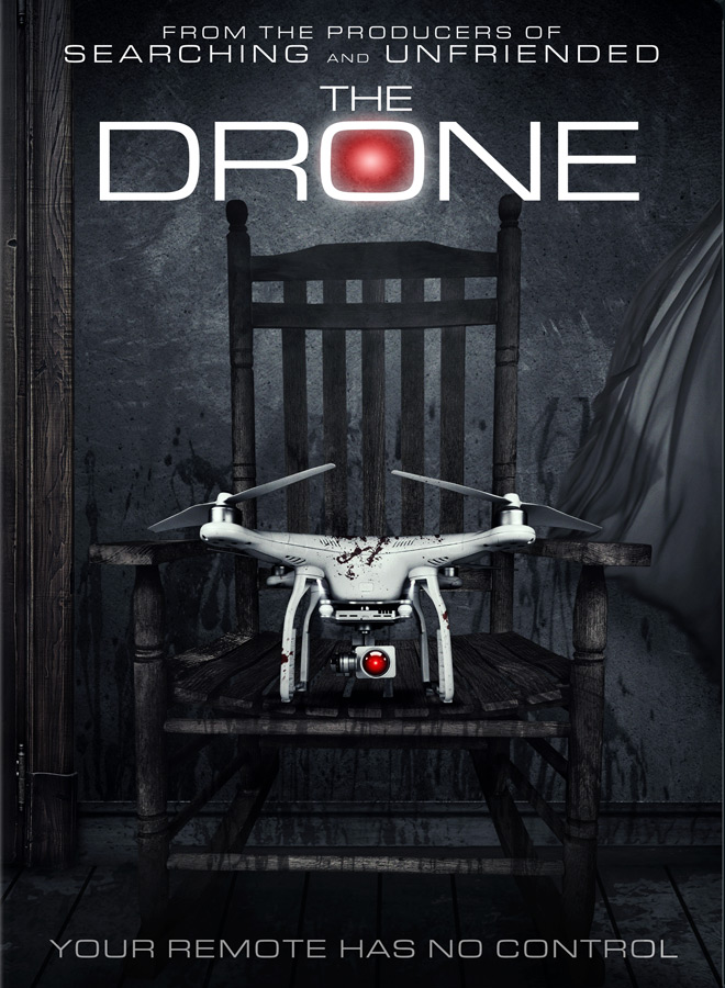 the drone poster - The Drone (Movie Review)