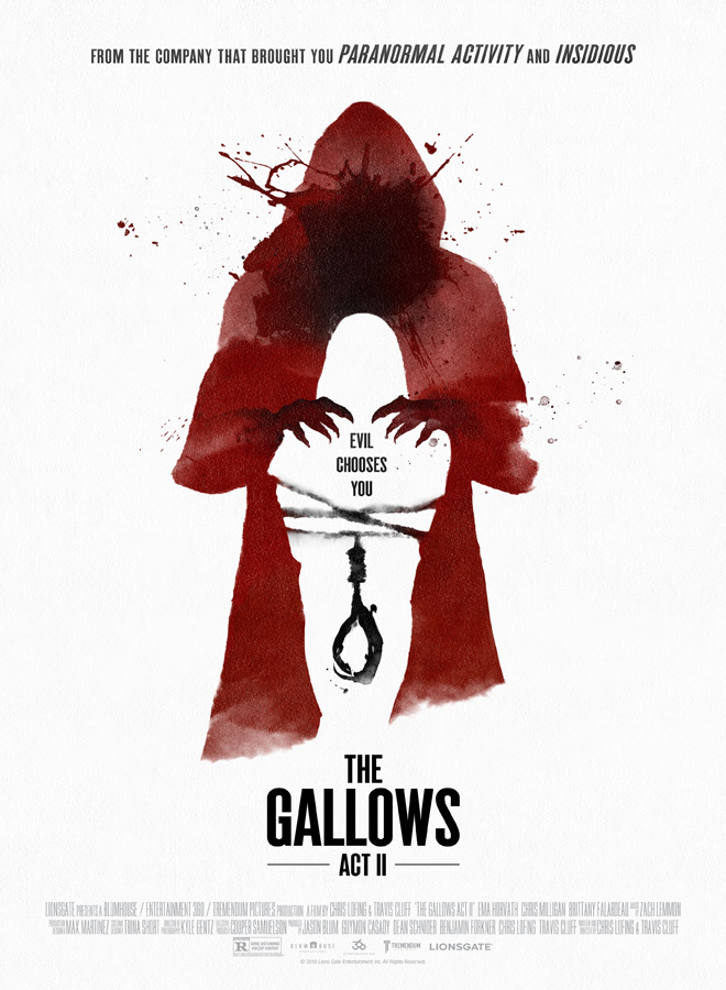the gallows ii - The Gallows Act II (Movie Review)