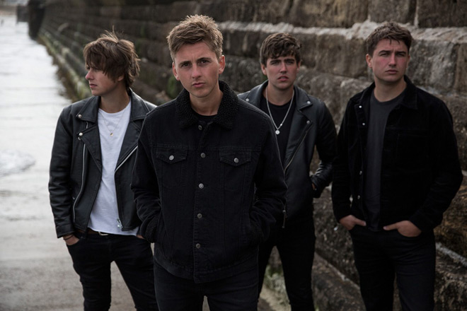 the sherlocks promo - The Sherlocks - Under Your Sky (Album Review)