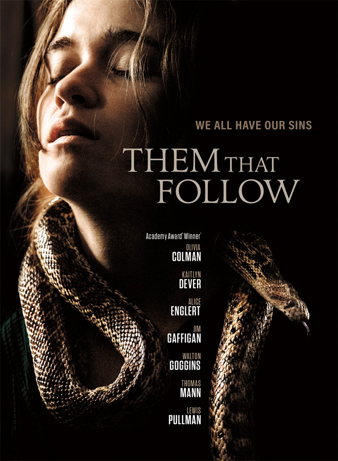them that follow - Them That Follow (Movie Review)