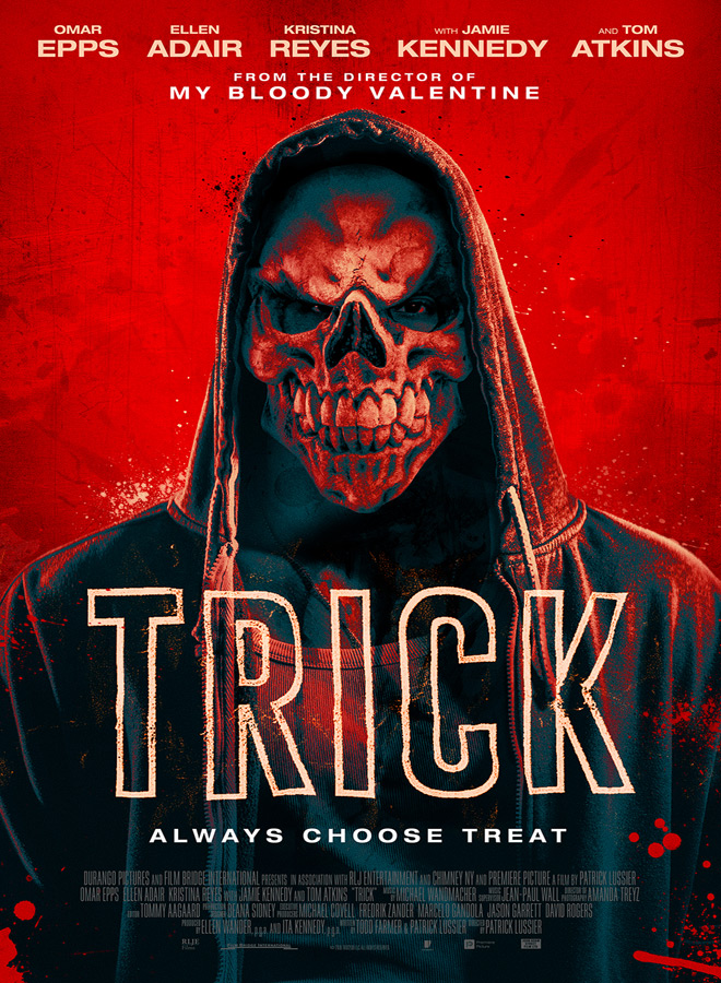trick poster - Trick (Movie Review)