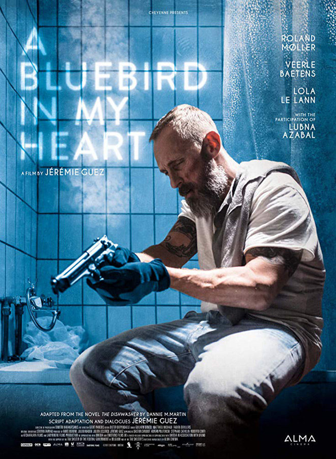 bluebird poster - A Bluebird in My Heart (Movie Review)