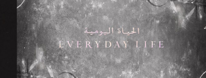 coldplay everday life slide - Coldplay - Everyday Life (Album Review)