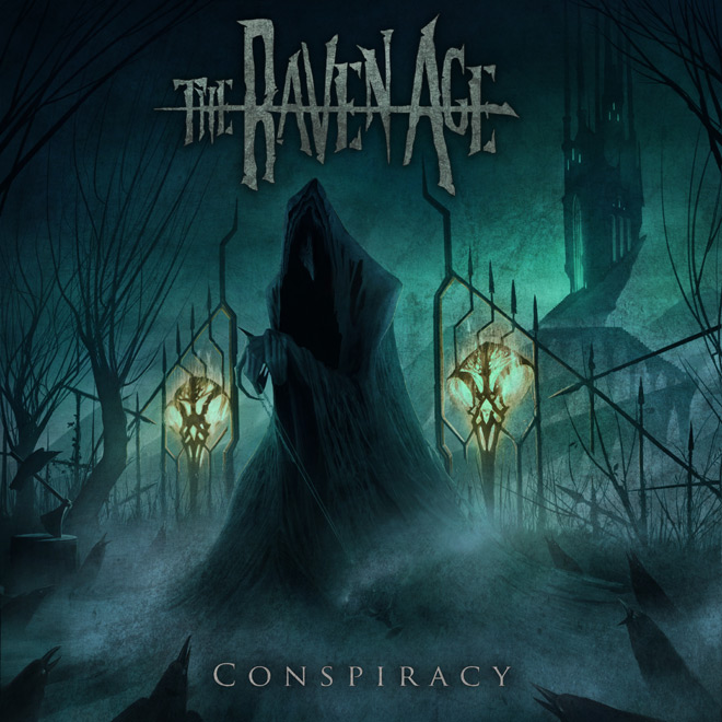 conspiracy - Interview - George Harris of The Raven Age