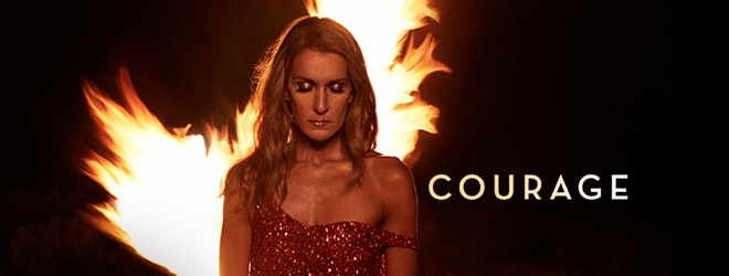 courage slide - Celine Dion - Courage (Album Review)