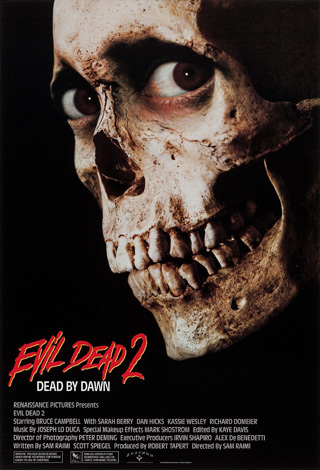evil dead ii - Interview - Dave Brenner of Theory of a Deadman