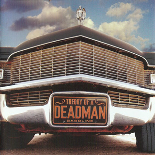 gasoline - Interview - Dave Brenner of Theory of a Deadman