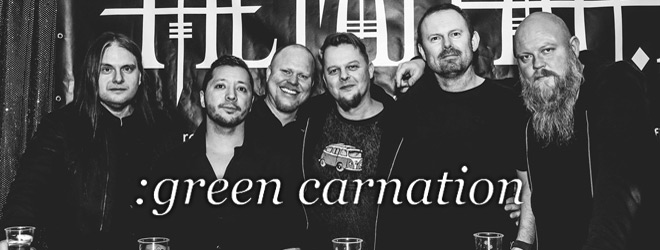 green carnation slide - Interview - Kjetil Nordhus of Green Carnation