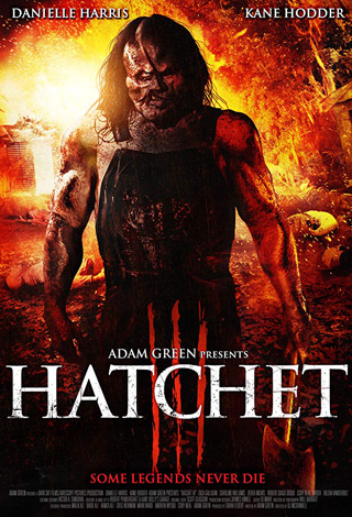 hatchet iii - Interview - Caroline Williams