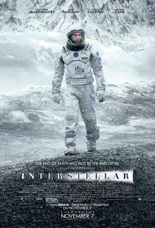 interstellar - Interview - AJ Channer of Fire From the Gods